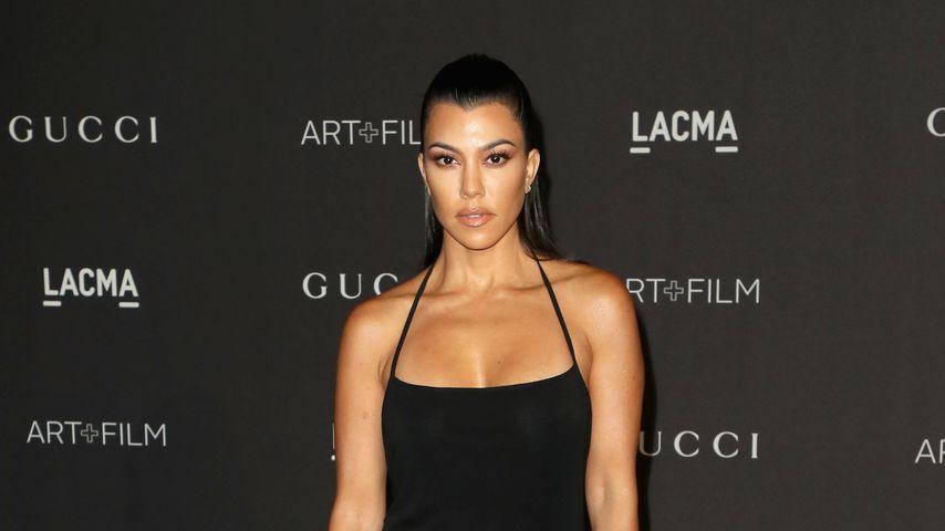 Kourtney Kardashian im November 2018 in Los Angeles