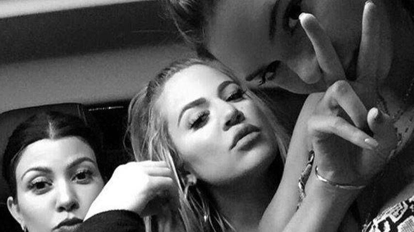 Die Kardashian-Jenners: Khloe bervorzugt Kourtney & Kendall