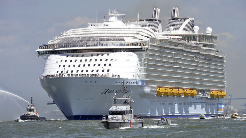 Kreuzfahrtschiff des Cruise-Unternehmens Harmony of the Seas