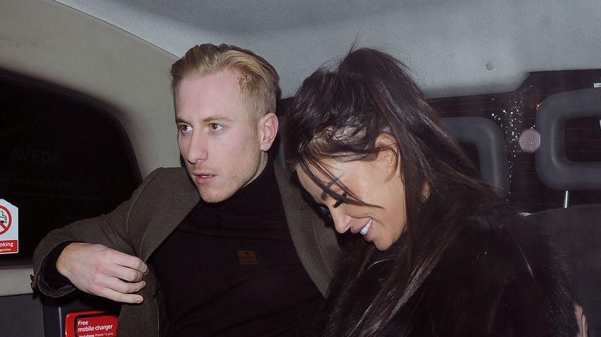 Kris Boyson und Katie Price im Januar 2019 in London
