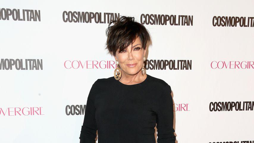 Kris Jenner bei einer Cosmopolitan-Party
