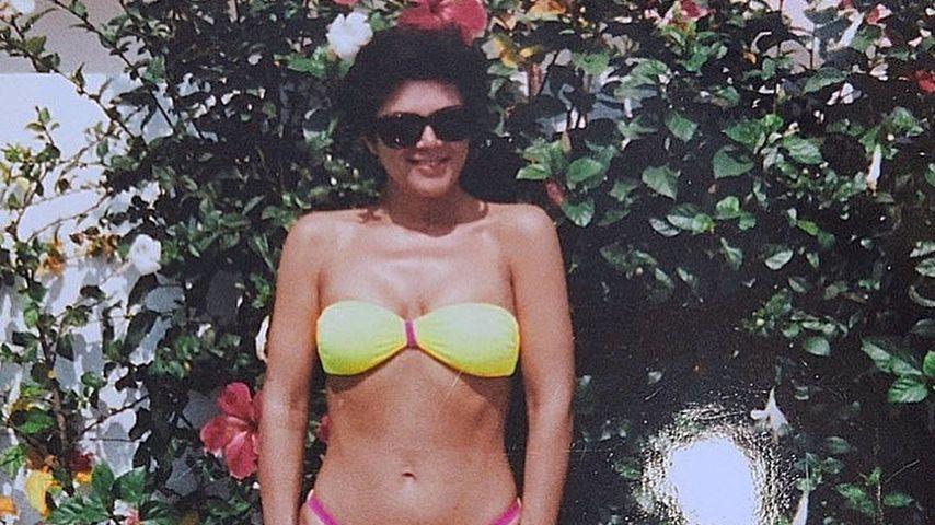 Kris Jenner circa 1987