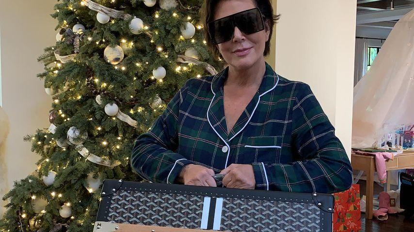"""""""Rich As F**k""""-Koffer: Kris Jenner wird zur Netz-Sensation"""