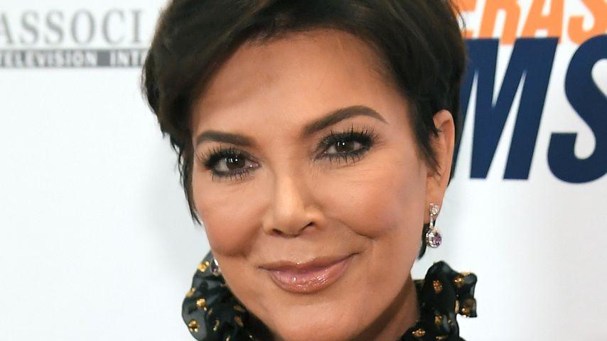 Kris Jenner im Mai 2019