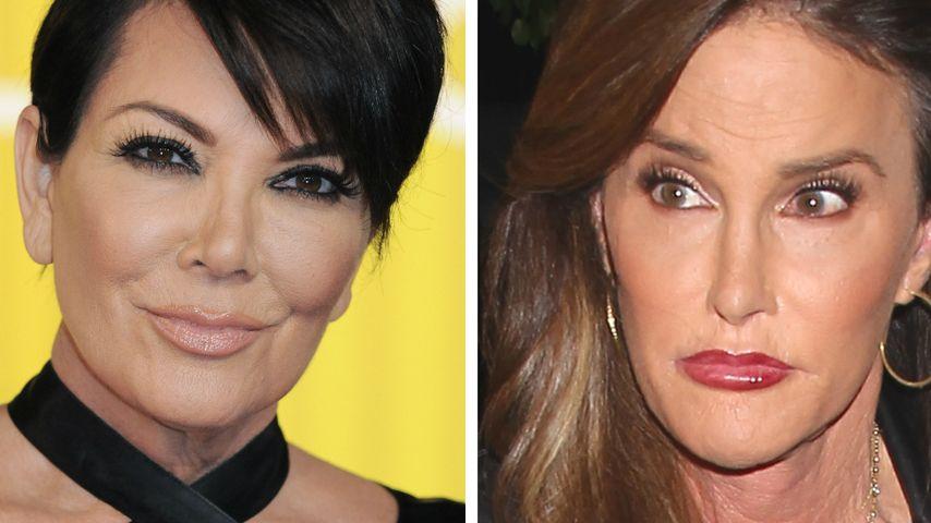 Stinksauer: Kris Jenner findet harte Worte für Caitlyn