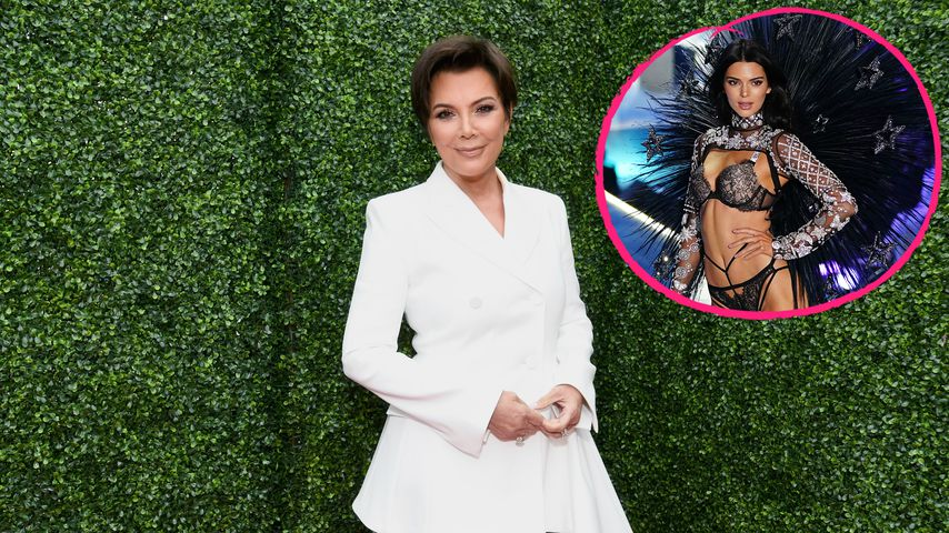 Kris Jenner superstolz auf Victoria's Secret-Model Kendall!