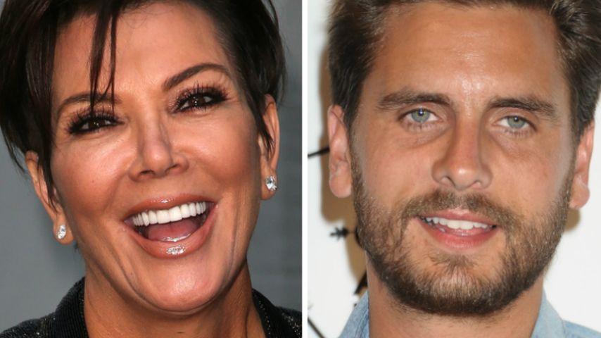 2. Chance für Scott: Kris Jenner hofft auf Liebes-Comeback