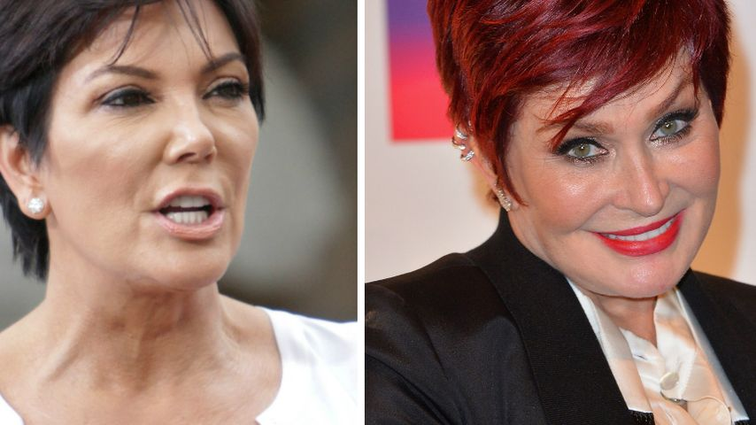 Kardashian-Diss! Sharon Osbourne schießt scharf