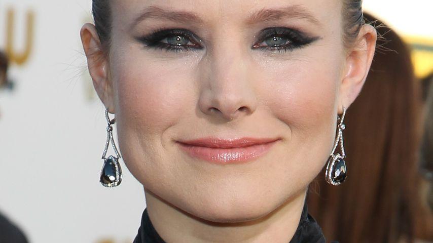 """Kristen Bell: Tochter Lincoln (1) liebt """"Boobies"""""""