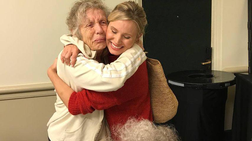 Sie wird zur Heldin: Kristen Bell hilft Hurrikan-Evakuierten