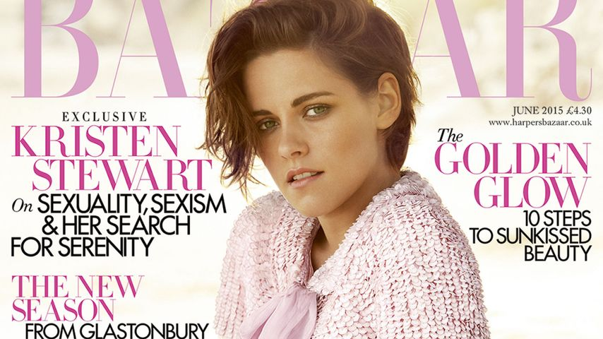 Ciao Gammel-Style: Kristen Stewart im kuriosen Beach-Look