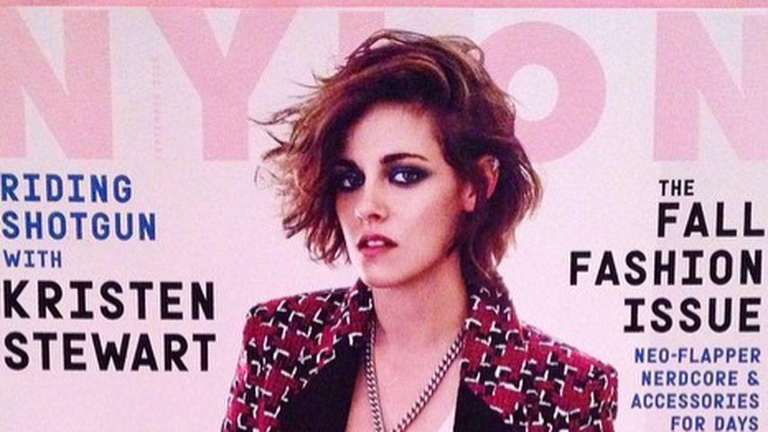 Kristen Stewart: Plant sie jetzt ihr Coming-Out?