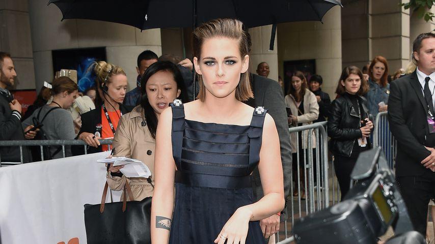 Zeitverschwendung: Darum meidet Kristen Stewart Social Media