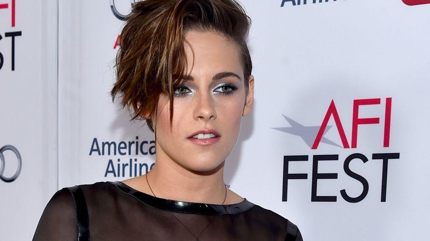 Kristen Stewart hat Furcht vor dem Unbekannten