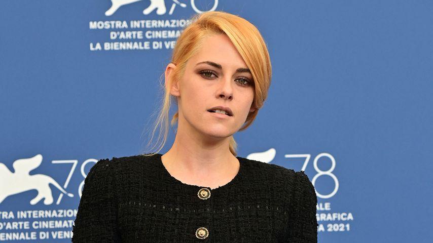 Kristen Stewart im September 2021 bei den Filmfestspielen von Venedig