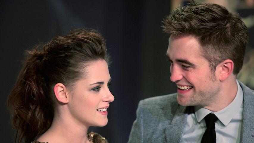 Wegen Filmrollen: Robert Pattinson ist stolz auf Kristen!