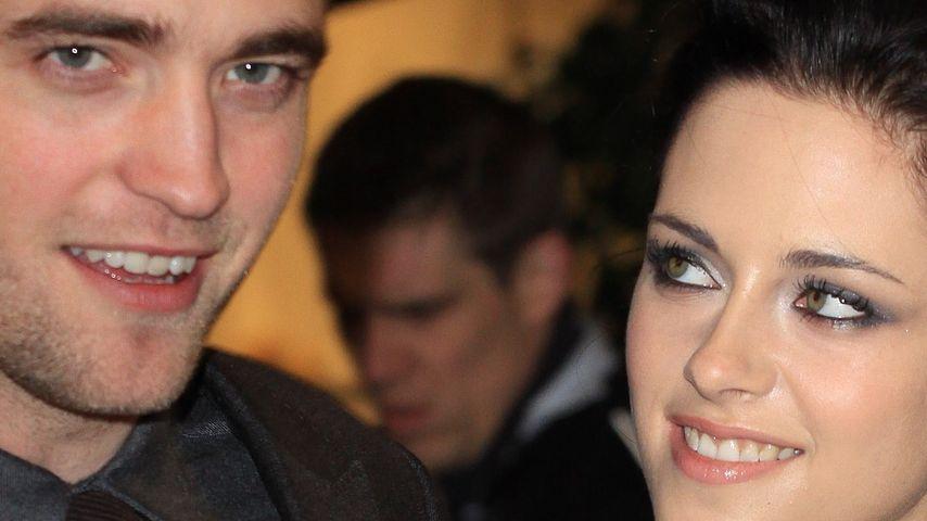 Rob Pattinson witzelt über Liebes-Aus mit Kristen