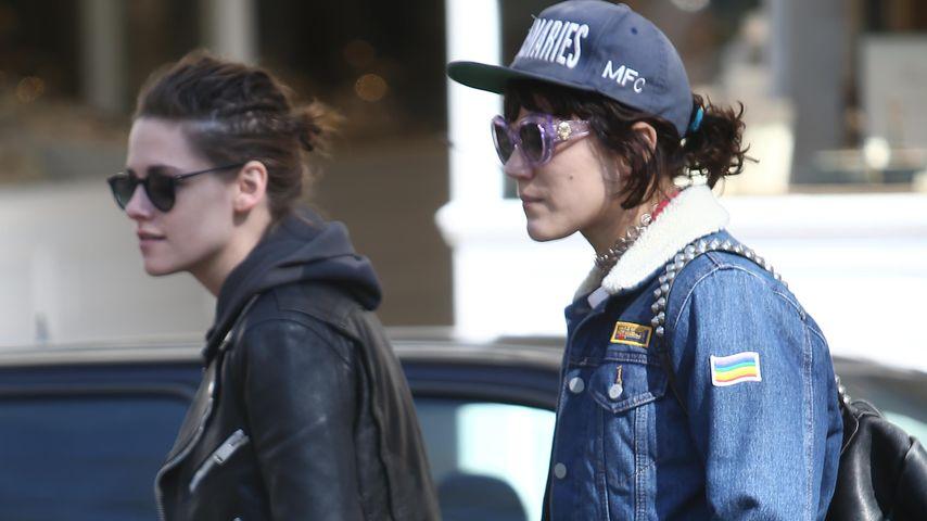 Kristen Stewart und SoKo