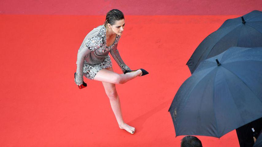Kristen Stewart schwärmt für eine Frau!