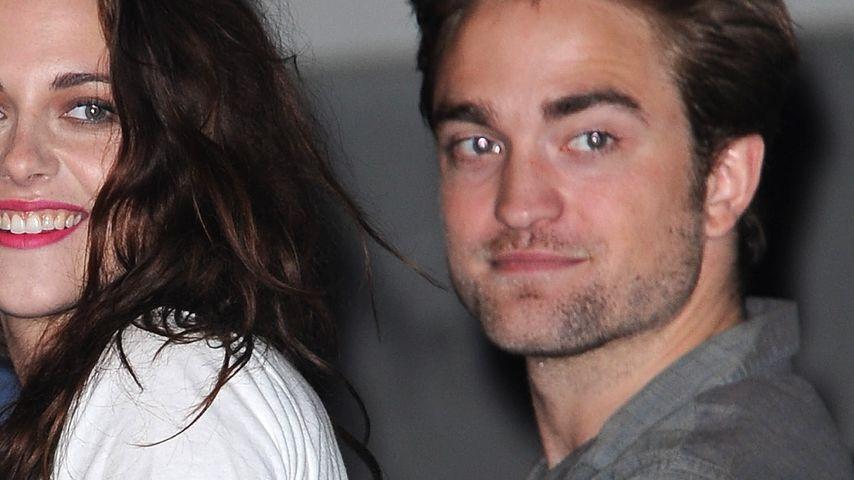 Kristen Stewart & Rob: Erstes heimliches Treffen!