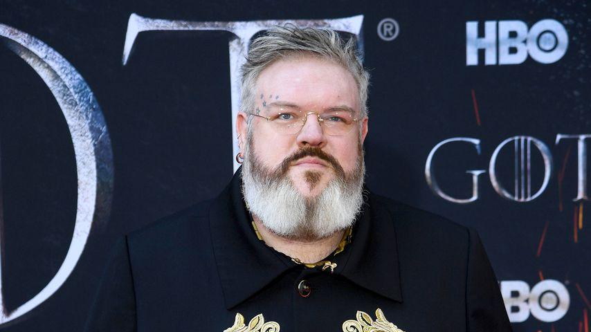 "Kristian Nairn, ""Hodor""-Darsteller aus ""Game of Thrones"""