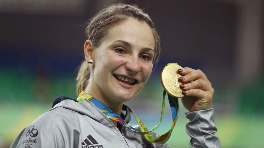 Kristina Vogel bei den Olympischen Spielen 2016 in Rio de Janeiro