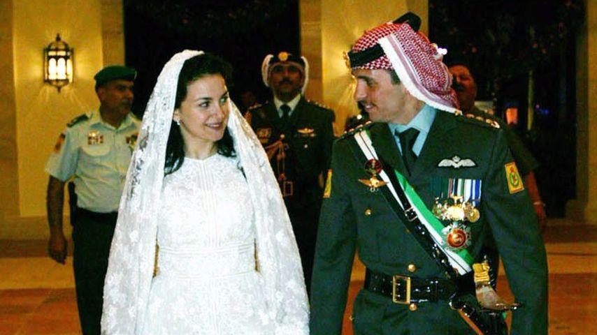 Jordaniens Königshaus überglücklich: 3. Prinzessin geboren!