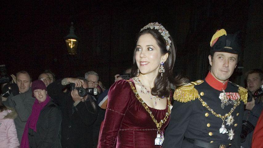 Kronprinzessin Mary und Kronprinz Frederik von Dänemark 2007