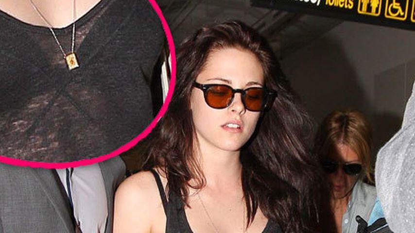 Kristen Stewart erwischt: BH-Blitzer in Cannes!