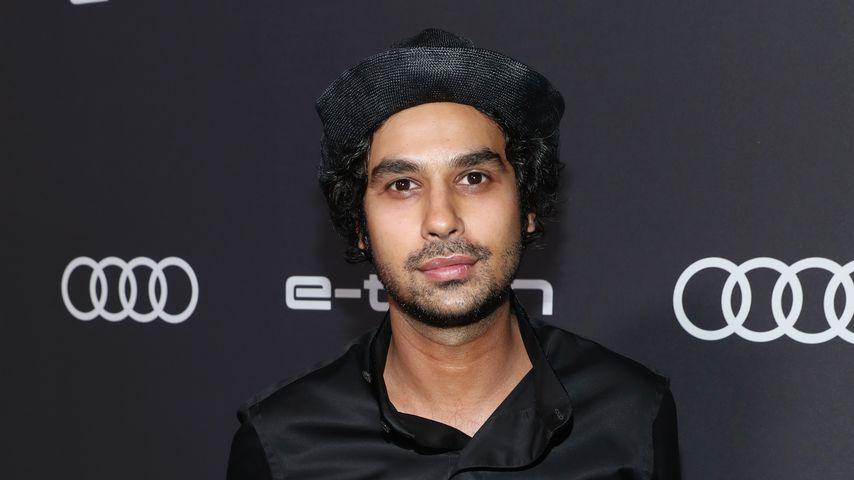 "Kunal Nayyar, bekannt durch ""The Big Bang Theory"""