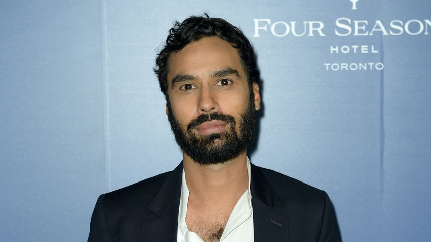 Kunal Nayyar, Schauspieler