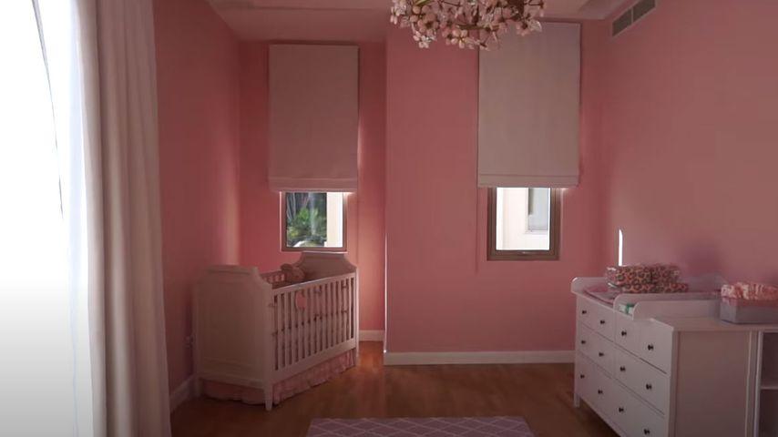 Kyla Harrisons Zimmer in Dubai