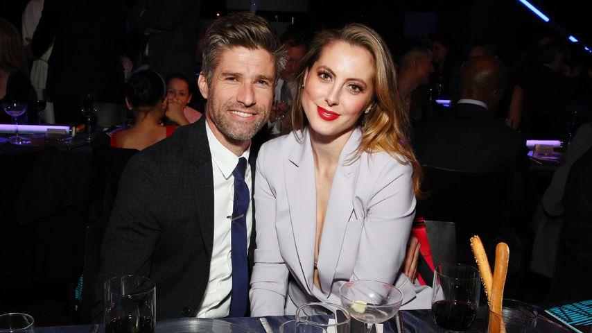 Kyle Martino und Eva Amurri Martino 2019 in New York