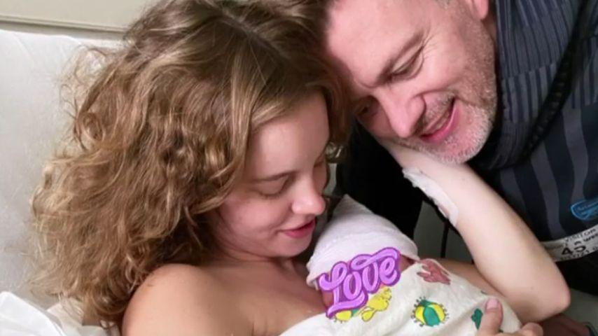 Überraschung: Jaime Kings Ex Kyle ist wieder Vater geworden