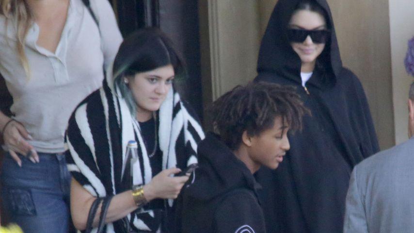 Kylie Jenner & Jaden Smith: Was lief in Florenz?