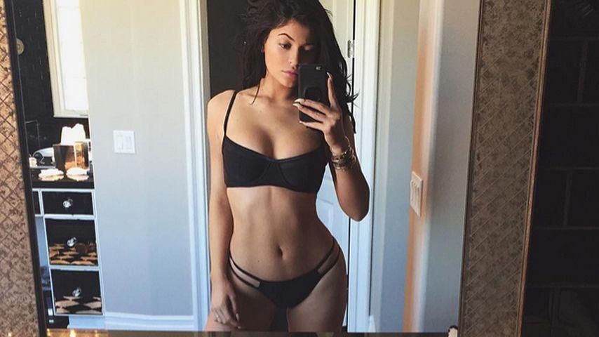 Natürliches Bikini-Babe! Kylie Jenner braucht kein Make-up!