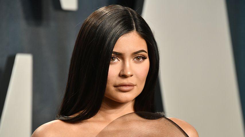 Nach Knutsch-Eklat: Hat Kylie Jenner Tristan verziehen?