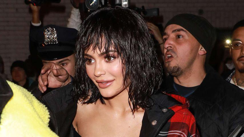 Ausnahmezustand: Kylie Jenner crasht einen Abschlussball!