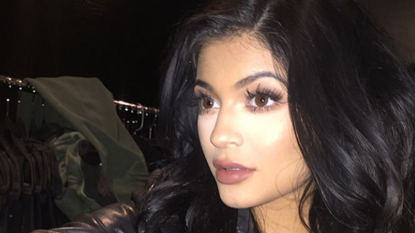 Make-up Fail! Kylie Jenner postet Gesichts-Blamage