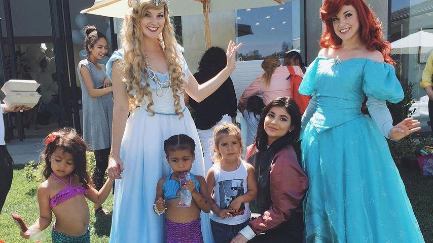 Bunte Meerjungfrauen-Party: So süß feiern Nori & Penelope