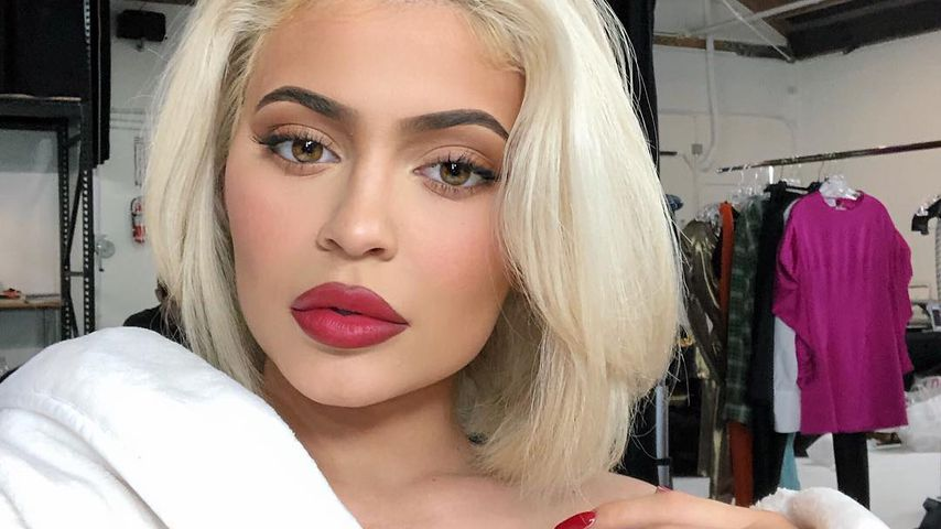 Große Bescherung: Kylie Jenner muss noch Geschenke auspacken