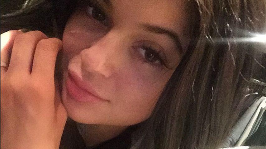 Seltener Anblick: Kylie Jenner zeigt ihre Natur-Lippen