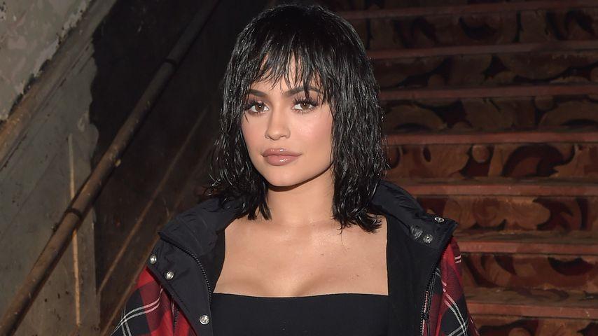Kylie Jenner bei der New York Fashion Week 2017