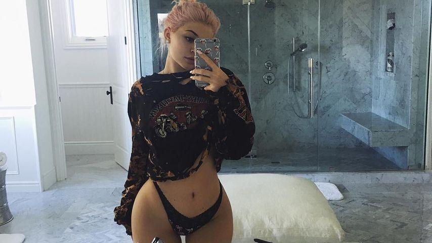 """Im knappen String: Sexy """"Guten Morgen""""-Gruß von Kylie Jenner"""