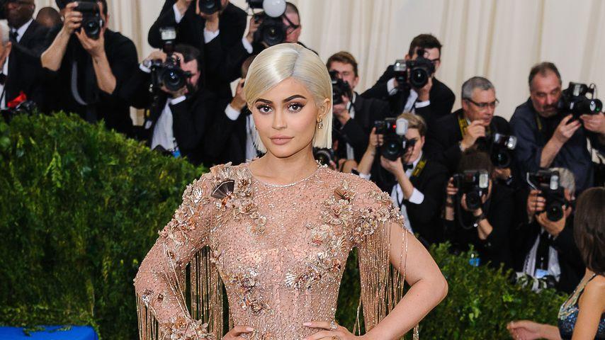 Kylie Jenner bei der Met Gala 2017