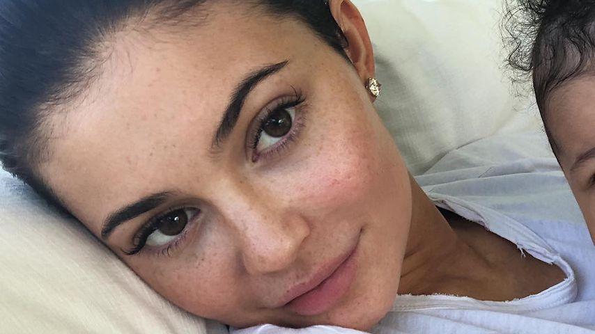 Keine Babyfotos mehr? Kylie Jenner löscht alle Stormi-Pics!