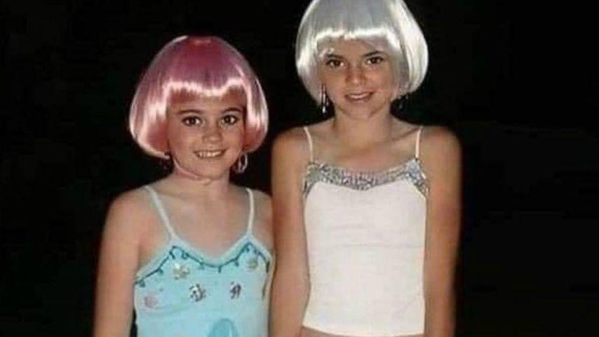 Throwback: Kylie und Kendall stellen Halloween-Foto nach