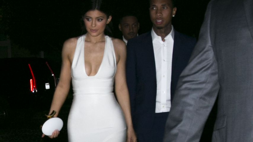 Also doch! Kylie Jenner & Tyga halten öffentlich Händchen
