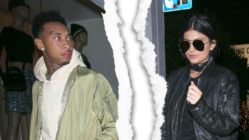Liebes-Aus: Kylie Jenner & Tyga haben sich getrennt!