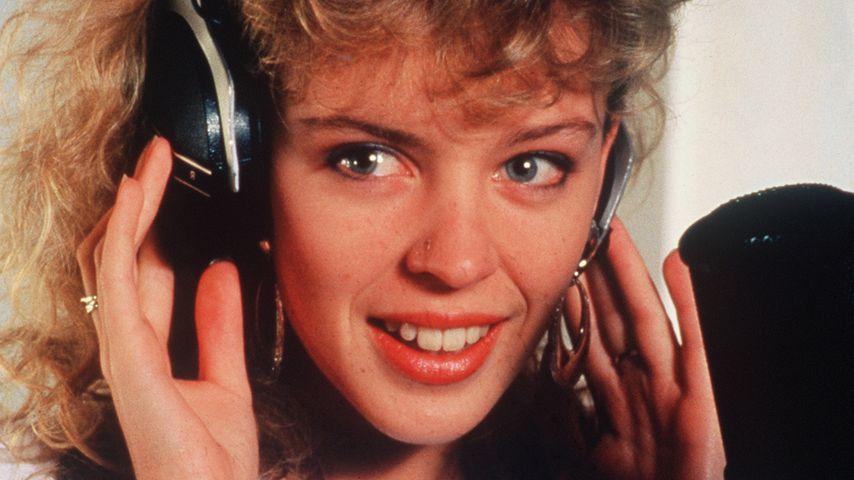 Kylie Minogue im Jahr 1988